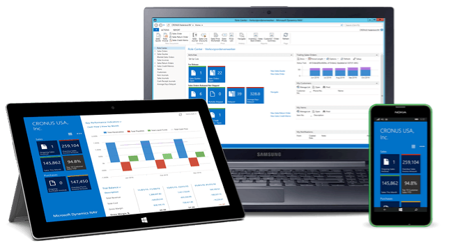 Simplify and streamline your work processes with Microsoft Dynamics NAV